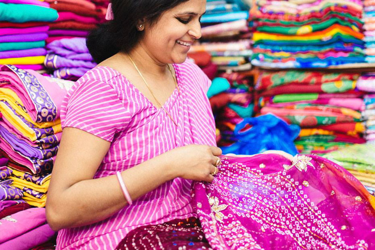 Shop 'til you drop at the Easter India Shopping Fest