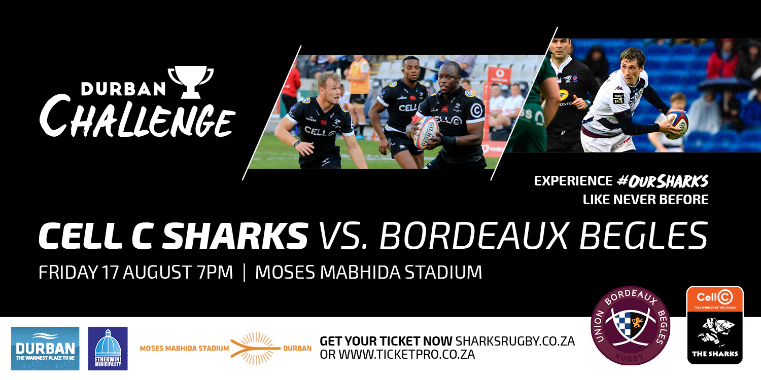 The Sharks to play first MMS game!