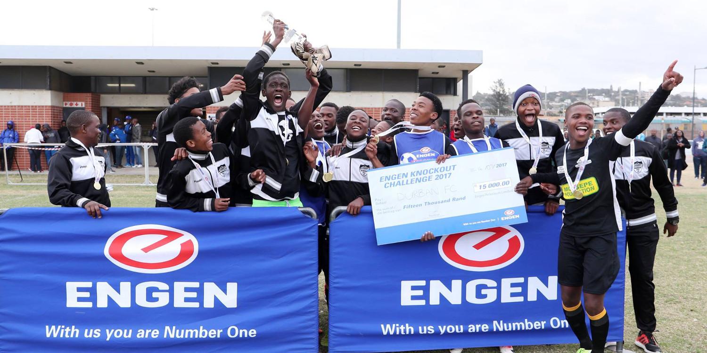 Engen Knockout Challenge hits Durban