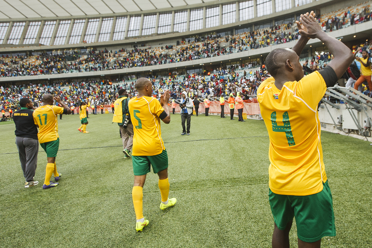 Bafana Bafana AFCON2019 Qualifier comes to MMS