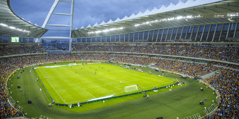 Kaizer Chiefs return to Durban!