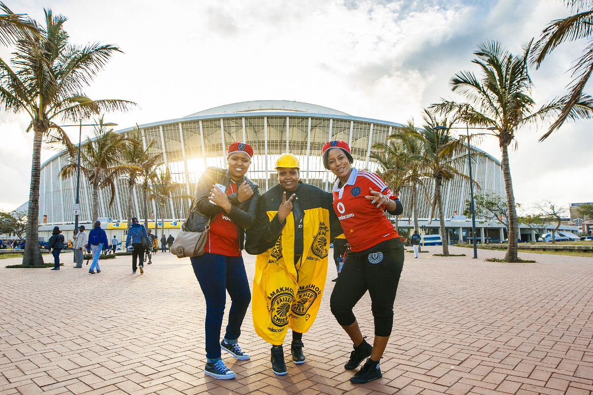 Soweto Derby moves to Durban