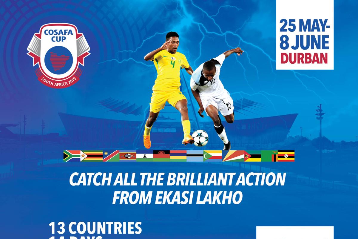 COSAFA Cup hits Durban