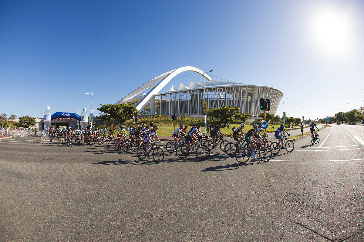Bold changes for Tour Durban