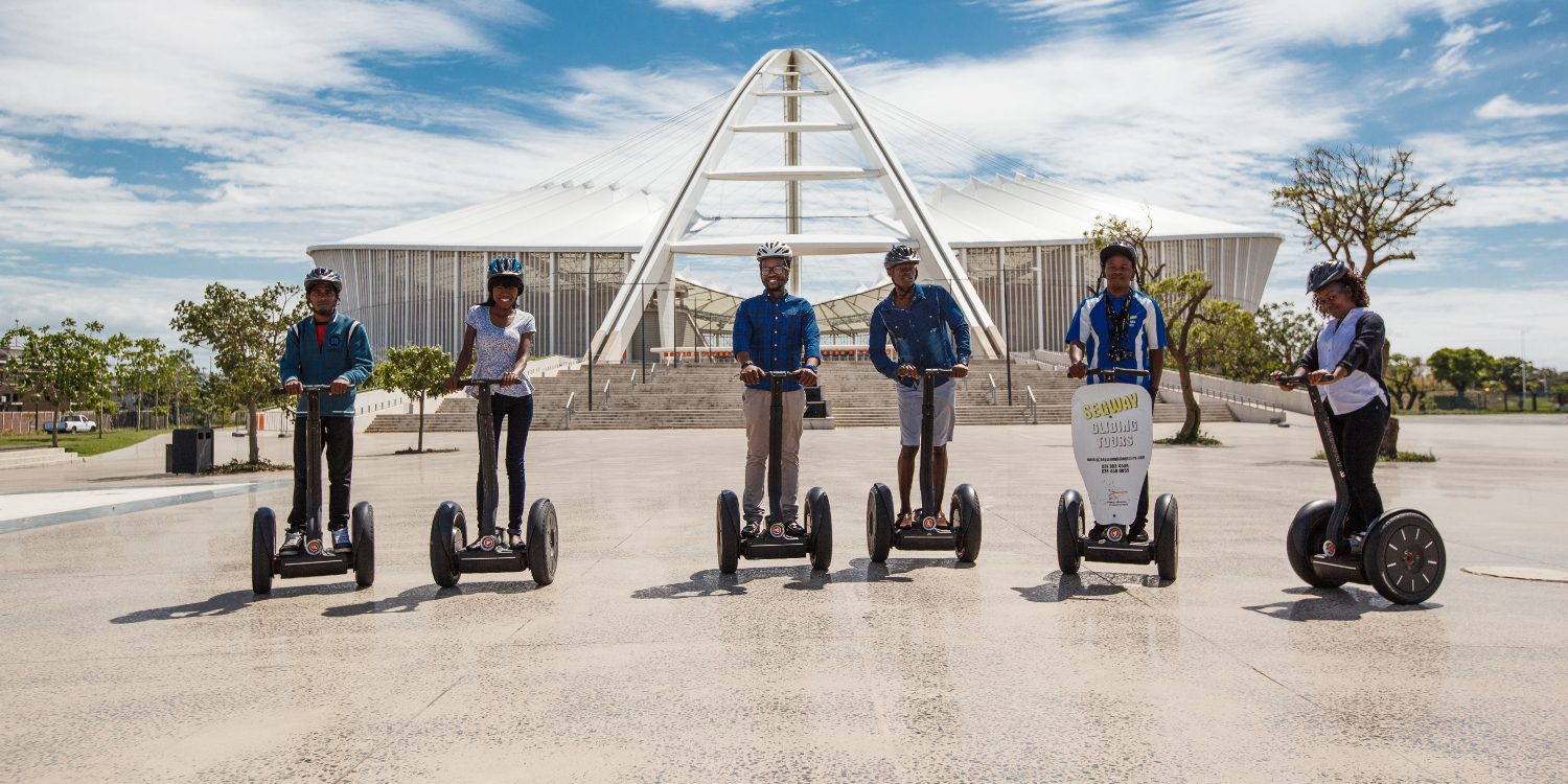 Segway Gliding Tours are BACK!